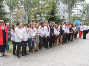В Запорожье открыли мемориальную доску в честь бойцов 93-й бригады - ФОТО