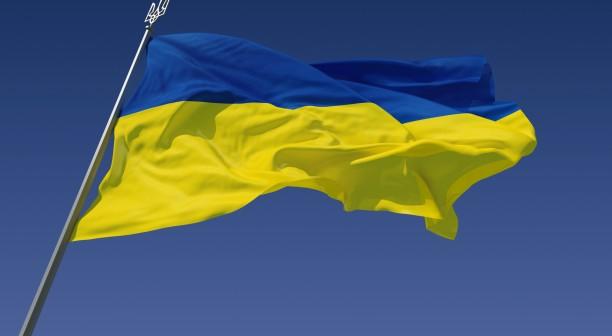 В Запорожской области неизвестные подожгли флаг Украины - ФОТО
