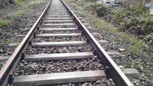 В машине жителя Запорожской области обнаружили украденные железнодорожные рельсы - ФОТО