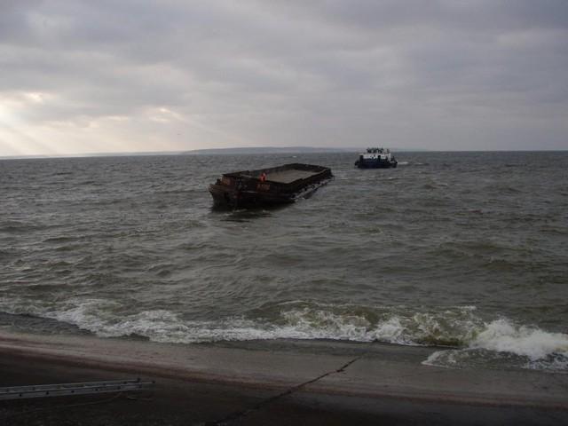 Спасатели обнаружили тело одного из рыбаков, который исчез в Каховском водохранилище
