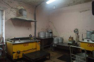 На реконструкцию многострадального пищеблока областной больницы выделят еще 8 миллионов гривен