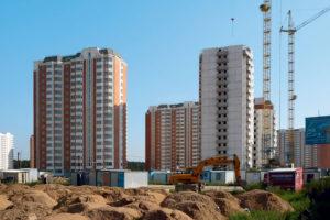 В Запорожской области значительно оживилось жилищное строительство