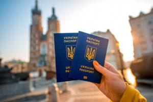 В Украине увеличивается количество граждан, которые пользуются безвизом