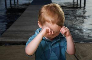 В Запорожье пятилетний мальчик убежал из дома: его мама позвонила в полицию только спустя несколько часов