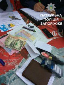 В Запорожье ночью произошло разбойное нападение - ФОТО
