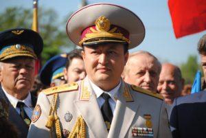 СБУ приняла отставку генерал-майора Константина Брыля