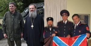 Запорожский митрополит съездил в Сербию, где засветился на встрече с фанатами Путина