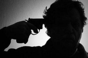 В Запорожской области мужчина выстрелил себе в голову