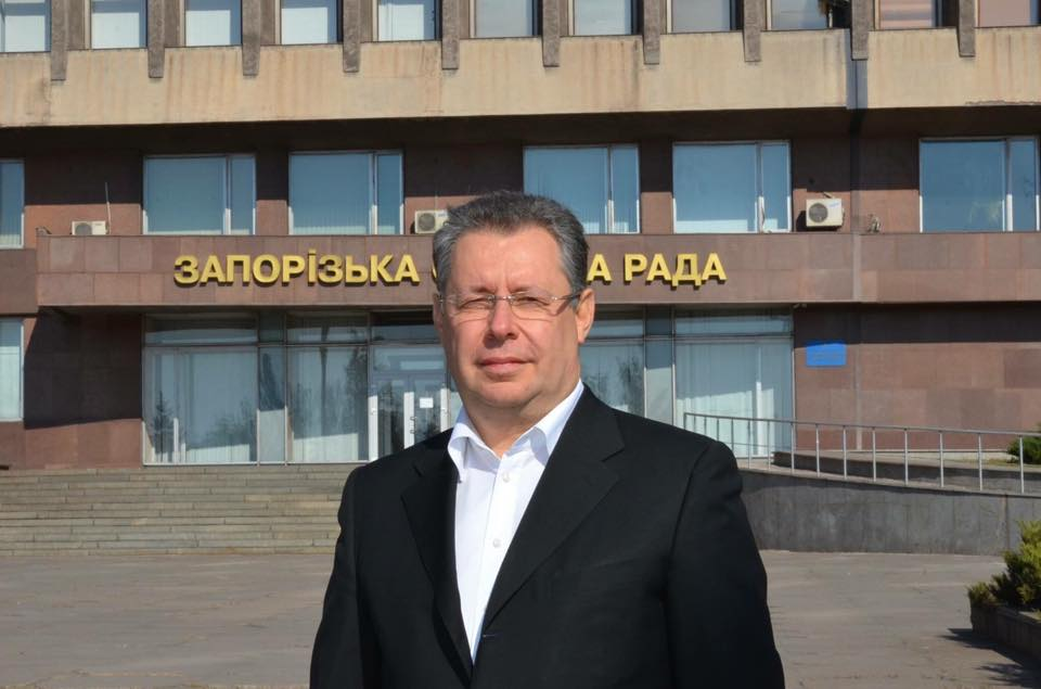 Запорожский депутат перейдет из городского в областной совет