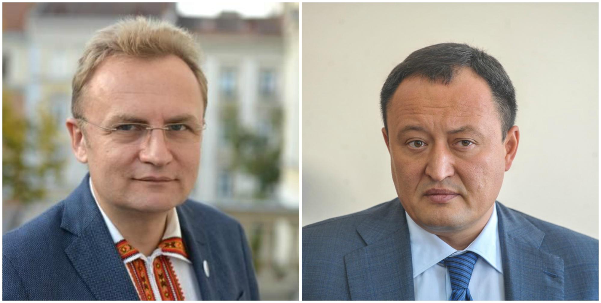 Мэр Львова Андрей Садовой ответил на обвинения запорожского губернатора по поводу своей причастности к журналистским расследованиям