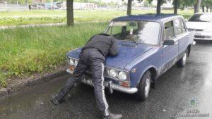 В Запорожье задержали группу автограбителей - ФОТО