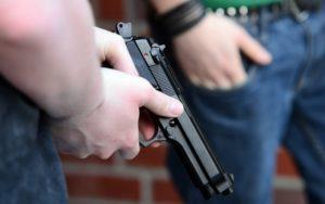 Житель Запорожской области в ходе конфликта расстрелял оппонента
