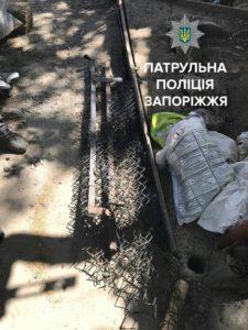 В Запорожье мужчина обокрал детский сад - ФОТО