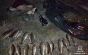 В Запорожской области задержали браконьеров - ФОТО