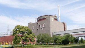 На Запорожской АЭС из-за дефекта отключили от сети один из энергоблоков