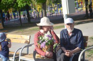 В одном из районов города состоялся концерт, посвященный Дню памяти и примирения - ФОТО