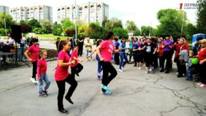 Как в Запорожье проходил молодежный фестиваль уличной культуры «URBAN FEST – 2017»