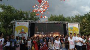 В Запорожье подвели итоги конкурса социальных инициатив - ФОТО