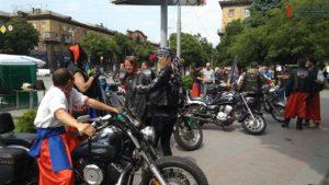 Новые туристические маршруты, концерт и байкер-шоу: как проходил фестиваль-ярмарка  «Запорожье- место счастья» - ФОТО