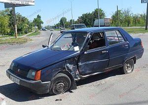В Запорожской области произошло ДТП - ФОТО, ВИДЕО