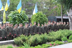 В Запорожье почтили память жертв политических репрессий - ФОТО