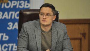 Запорожский облсовет отправит Владислава Марченко на учебу в столичную академию