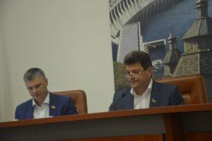 Семнадцатая сессия Запорожского городского совета в лицах - ФОТО