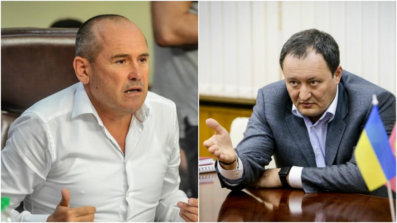 Шах и мат: Кривохатько через суд требует раскрыть должность, которую Константин Брыль занимал в СБУ и размер его зарплаты