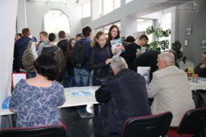 В Запорожье прошла ярмарка востребованных профессий