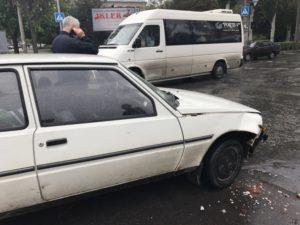 В Запорожской области произошло ДТП: Opel врезался в Таврию – ФОТО