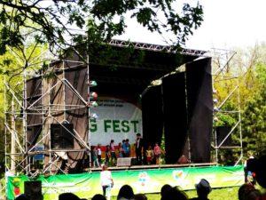 Как в Запорожье прошел фестиваль Spring Fest - ФОТО