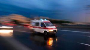 В Запорожье 16-летняя девушка упала с 3-го этажа дома