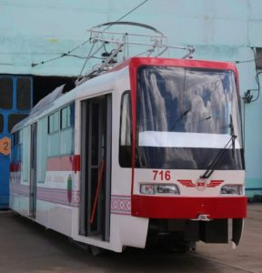 КП «Запорожэлектротранс» получил лицензию на выпуск низкопольных трамваев