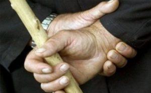 В Запорожье сотрудники охранной фирмы жестоко избили парня из-за спора в АТБ