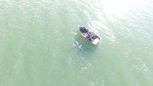 В Запорожской области при помощи квадрокоптера обнаружили рыбаков-нарушителей - ФОТО, ВИДЕО