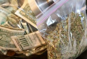 Правоохранители нашли у запорожца марихуану и боевые патроны -  ФОТО