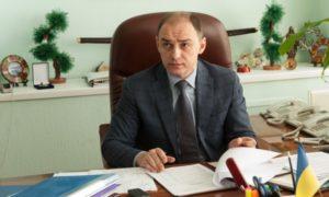В Запорожье уволился начальник областной Службы автомобильных дорог