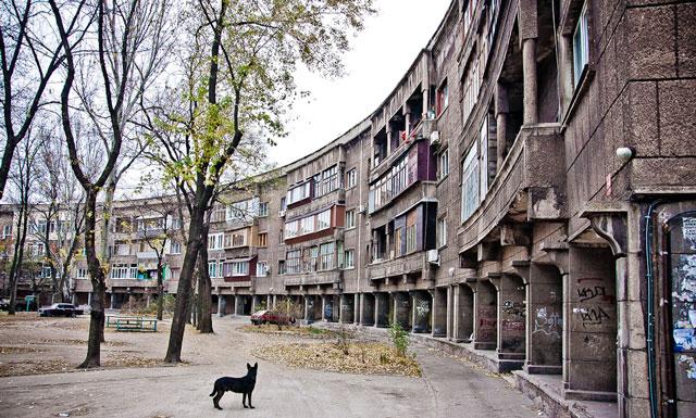 В Запорожье на реконструкцию знаменитого круглого дома выделят еще 5 миллионов гривен