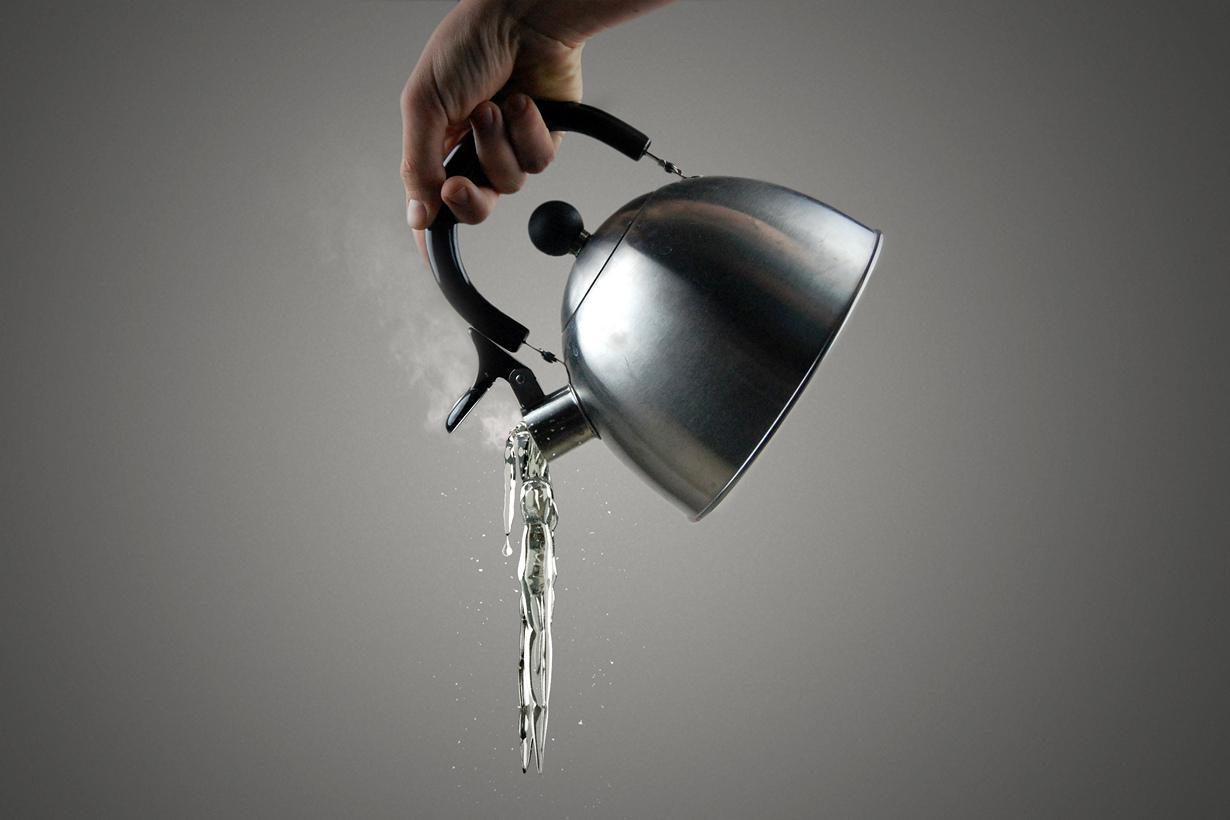 В двух районах Запорожья отключили горячую воду - АДРЕСА