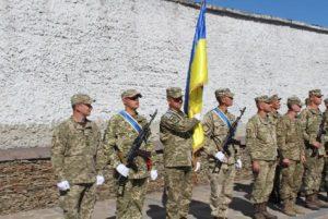 В Запорожье на Хортице приняли присягу 97 призывников - ФОТО