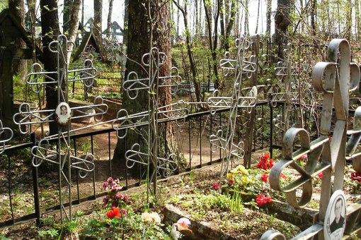 В Запорожье полиция проведет расследование по поводу «исчезновения» могилы на Капустяном кладбище - ФОТО, ВИДЕО