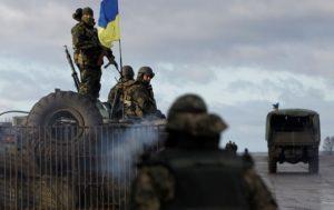 Из-за обстрелов в АТО двое военных ВСУ ранены