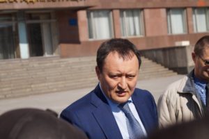 Константин Брыль пригрозил увольнением начальнику «Укртрансбезопасности» из-за неудовлетворительной работы
