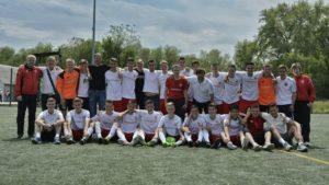 Команды ДЮСШ «Металлург» намерены вырвать первенство в финале юношеской футбольной лиги Украины