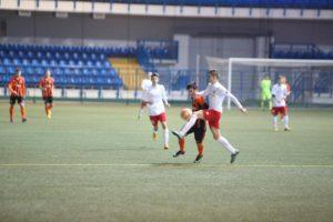 В Запорожье пройдет финал детско-юношеской футбольной лиги Украины