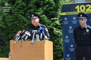 Официально: глава патрульной полиции Запорожья Роман Пилипенко снова переехал работать во Львов