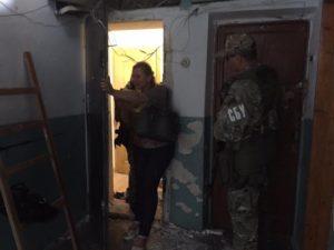 В Запорожье СБУшники провели обыск в доме у депутата Запорожского облсовета из-за подозрения в государственной измене