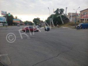 В Запорожской области в ДТП разбились два автомобиля - ФОТО