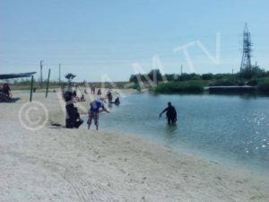 Опасное место: в Запорожской области в озере утонул мужчина - ФОТО