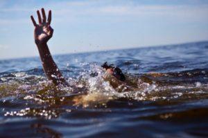 На запорожском курорте едва не погиб житель соседней области